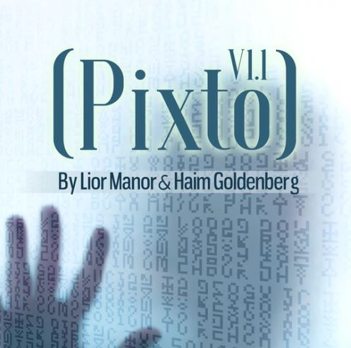 Pixto v1.1 by Haim Goldenberg & Lior Manor