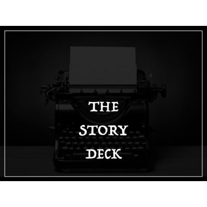 The Story Deck by Luke Jermay( 2020 - Revised and Expanded)
