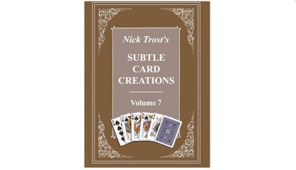 Subtle Card Creations of Nick Trost Vol. 7 by Nick Trost
